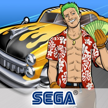 Crazy Taxi Gazillionaire app for iphone
