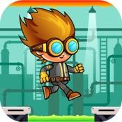 横版过关游戏 工厂男孩 – Factory Boy [iOS]