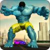 monstruo Superhéroe ciudad batalla Wiki
