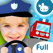 Fireman! Pre-School Police Car & Fire Engine Games