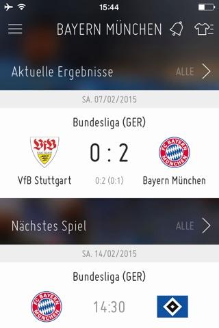 FIFA Official App screenshot 1