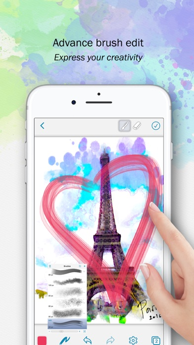 Paintkeep Painting Screenshot