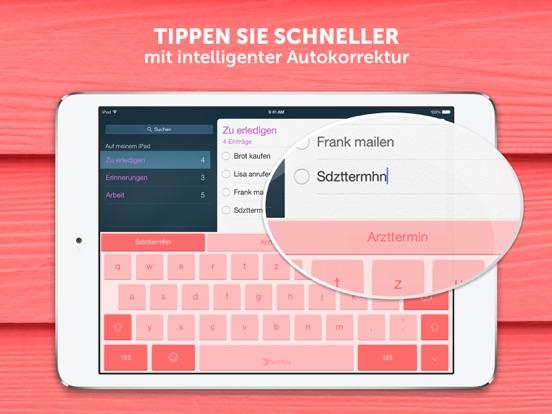 SwiftKey Tastatur Screenshot