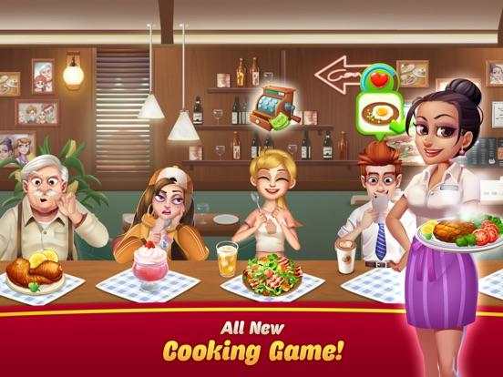 Cooking Queen: Restaurant Rush для iPad