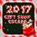 2017 Gift Shop Escape - a adventure escape game