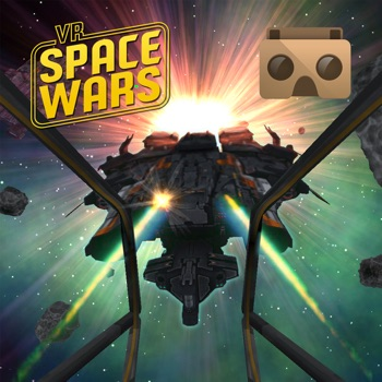 VR Space Wars for iPhone