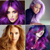 Hair Color Desigs : Best Hair color Applying Ideas