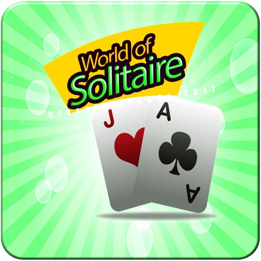World of Solitaire Classic Arcade 2017 by Auraiwan Nasakul