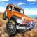 越野4x4 吉普车驾驶山拉力赛赛车