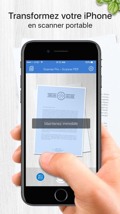 Screenshot Scanner Pro iRocks