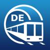 Múnich Guía de Metro con mapa offline