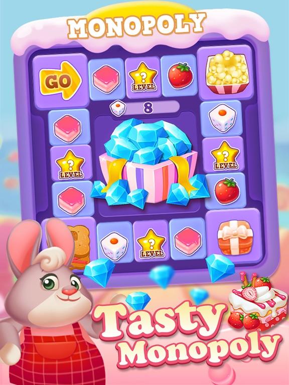 Tasty Treats - A Match 3 Game Скриншоты10