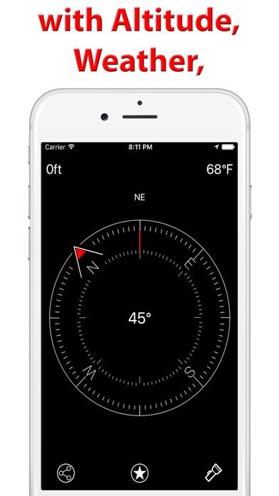 Screenshot of Compass Deluxe2