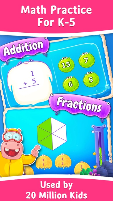 download K-5 Math - Kids Learning Games appstore review