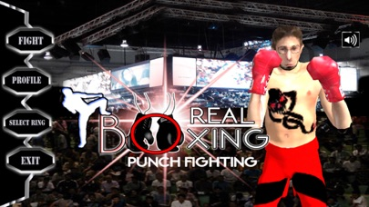 Real Boxing Punch Fighting screenshot 1