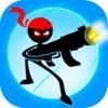 Stickman Warriors: Cartoon Wars