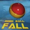 Schwarzes Loch Roboter Ball