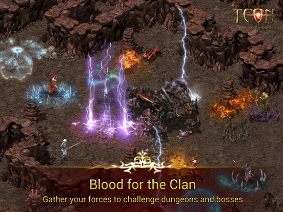 Teon - All Fair Hardcore ARPG Screenshots
