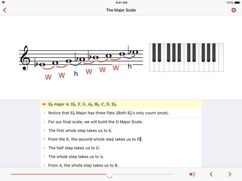 Theory Lessons screenshot 2