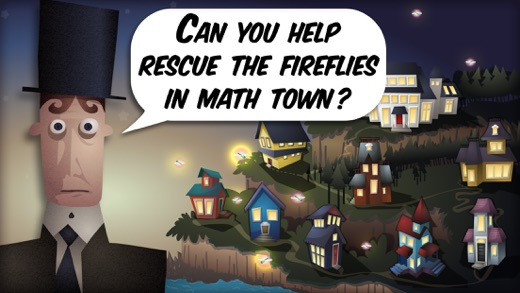 Mystery Math Town for iPhone Screenshots