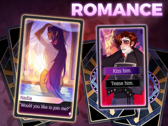The Arcana - A Romance Mystery Screenshot