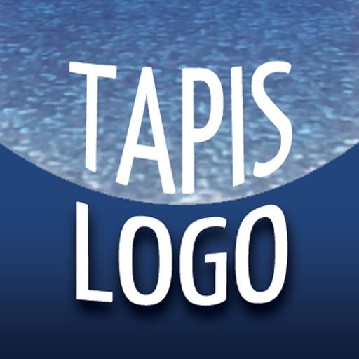 Tapis logo personnalisé