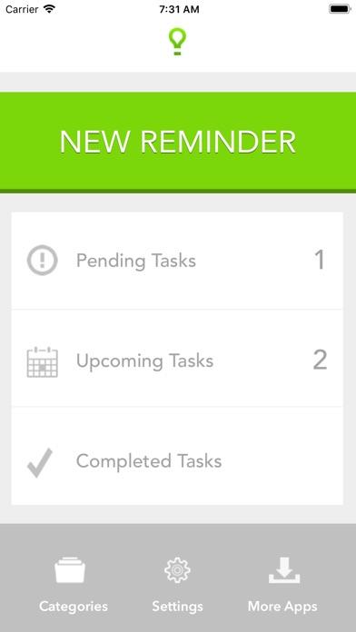 iReminder - Mastermind Edition Screenshots