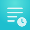 Flask LLP - Timesheet 時間記録 アートワーク