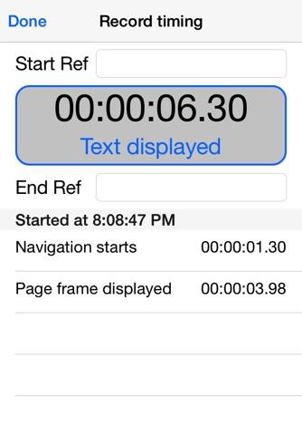 Split Timer screenshot 1