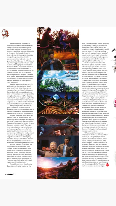 Gamestm Magazine review screenshots