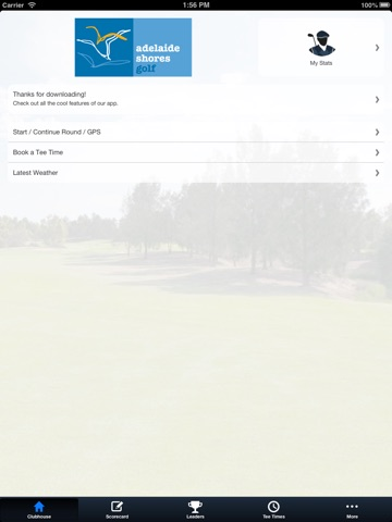 Adelaide Shores Golf screenshot 2
