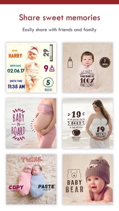 download BabyPic - Fotos del bebé apps 3