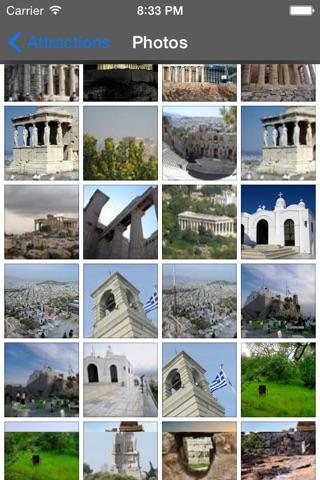 Athens Travel Guide Offline screenshot 2