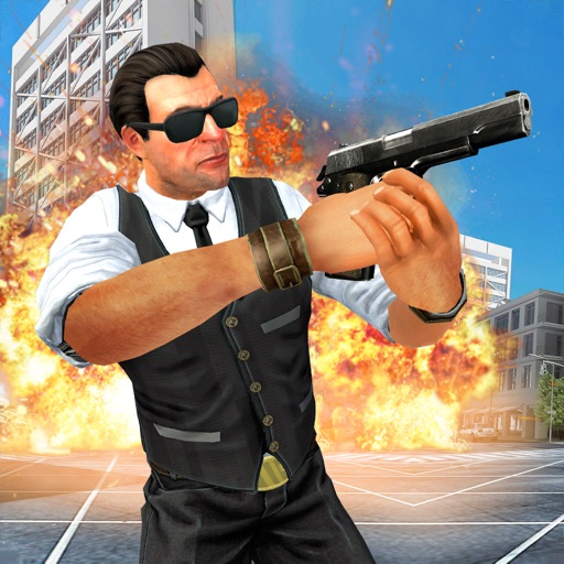 Spy Agent Special Ops Mission iOS App