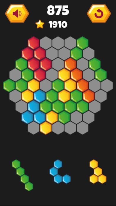 download Hexagon Pals appstore review