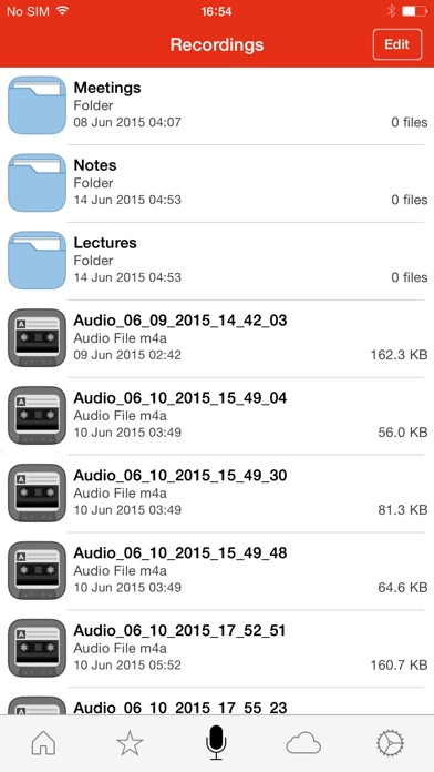 download Voice Recorder & Audio Editor apps 3