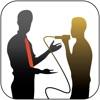 • Parlare al microfono •