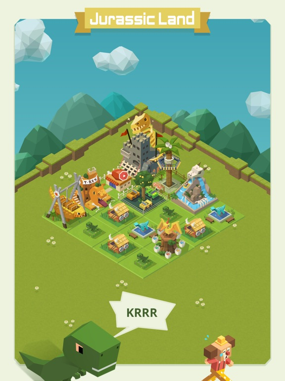 Screenshot 3 2048 Tycoon: Theme Park Mania