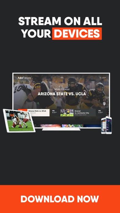 download fuboTV: Watch Live Sports apps 2
