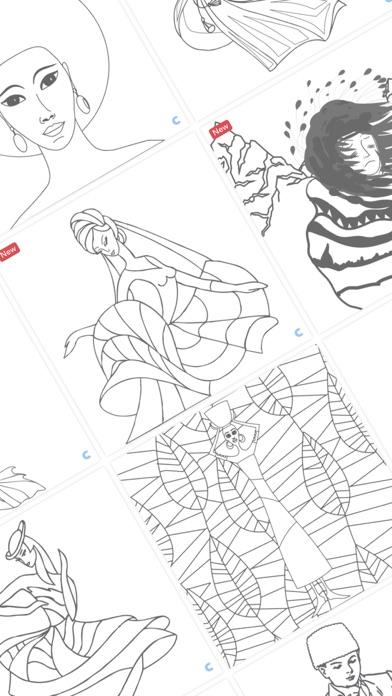 Le livre de coloriageCapture d'écran de 2