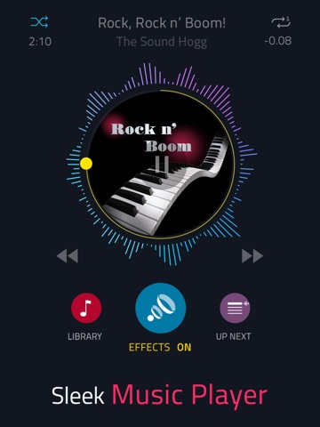Boom: Music Player & Equalizer screenshot 2