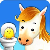 Potty Training Kids Learning With Animals App