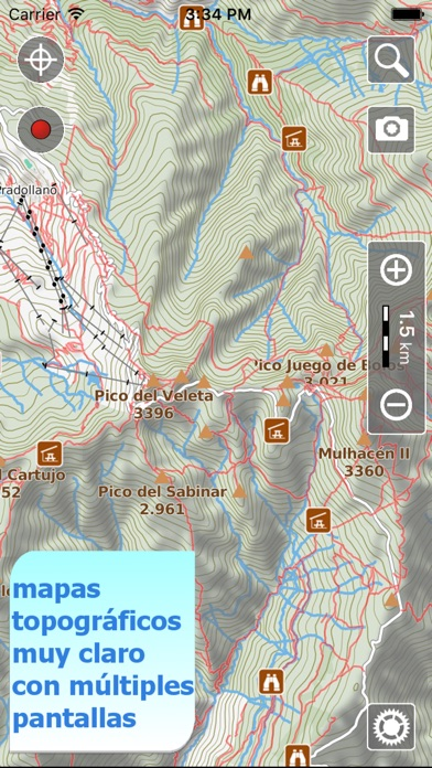 download Terra Map Pro GPS Topo mapas apps 1