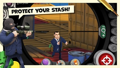 Screenshot of Snipers vs Thieves App