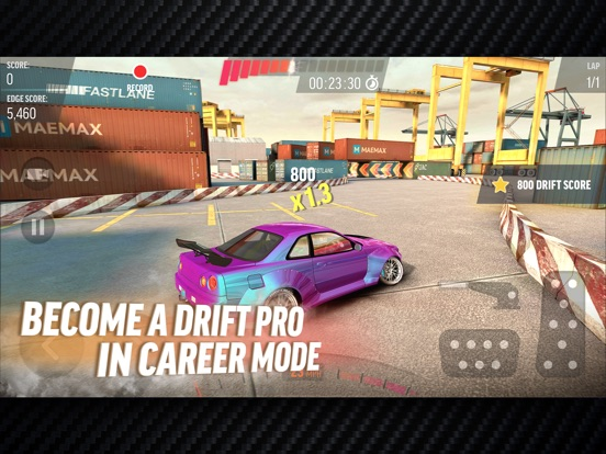 Drift Max Pro - Drifting Game Скриншоты8