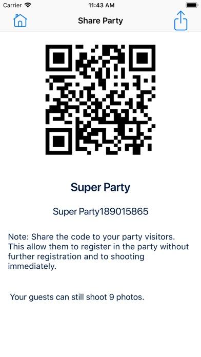 PartyMotion screenshot 3