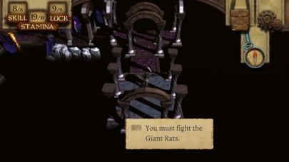 Warlock of Firetop Mountain Screenshots