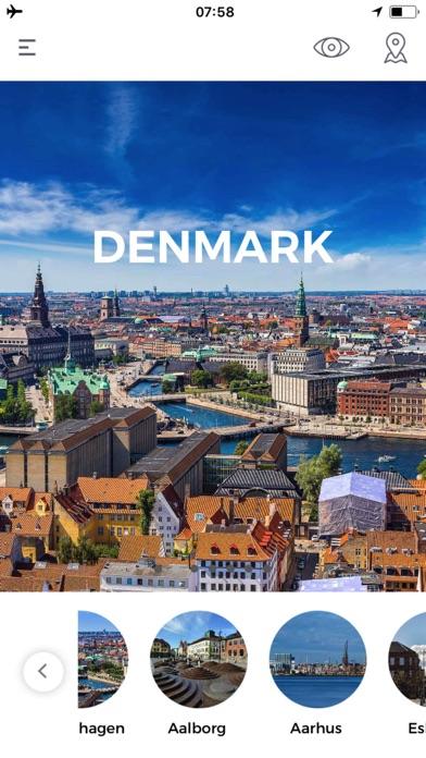 Danemark Guide de VoyageCapture d'écran de 1