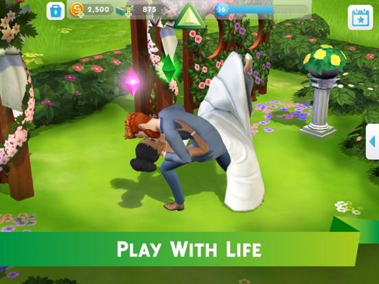 The Sims™ Mobile Screenshots
