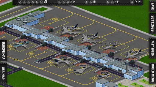The Terminal 2 Airport Builder Screenshots